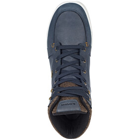 get cheap reliable quality special for shoe Lowa Molveno GTX Mid Boots Men, navy/brown